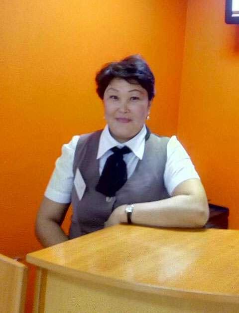 Жигжитова Ирина Валерьевна - администратор-консультант